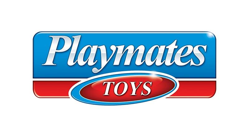 Логотип Playmates Toys