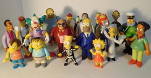 The Simpsons Playmates