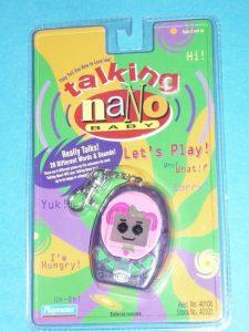 Виртуальный питомец Nano Playmates