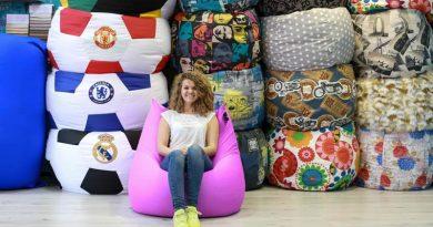 Кресло-мешки производителя SanchoBag