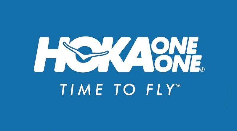 Логотип Hoka One One