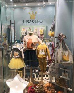 Интерьер флагманского магазина LISA&LEO