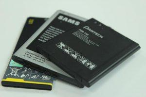 Аккумуляторы для телефонов и смартфонов