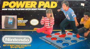 Bandai Power Pad