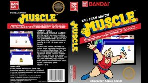 Bandai Tag Team Match: MUSCLE