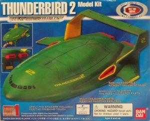 Bandai Thunderbird