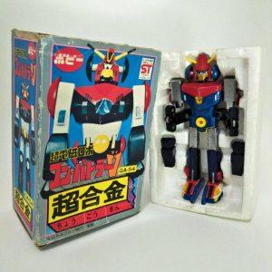 Робот Popy серии Chogokin