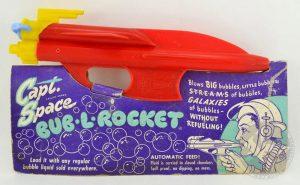Kenner Bubble Rocket
