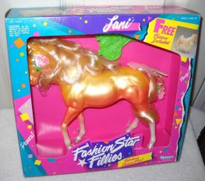 Kenner Fashion Star Fillies