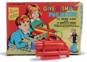 Kenner Give-a-Show Projector