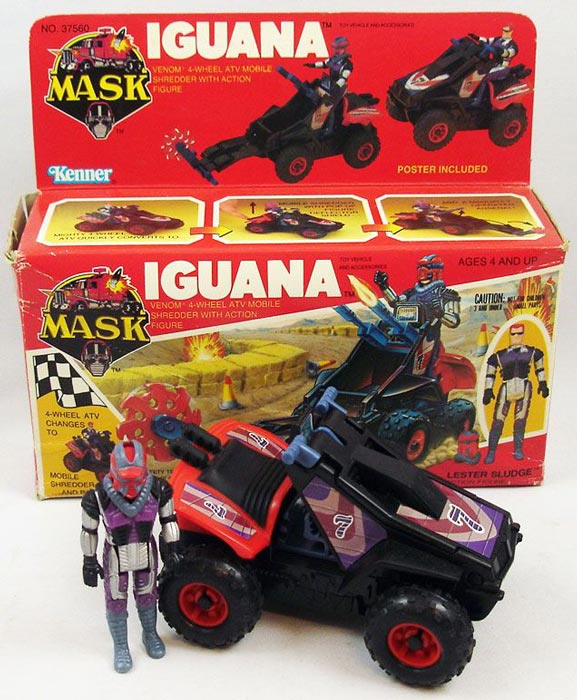 Kenner M.A.S.K.