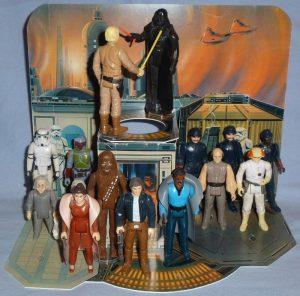 Фигурки Kenner Star Wars