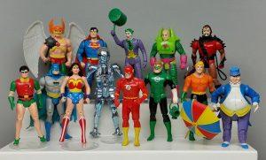 Фигурки Kenner Super Powers