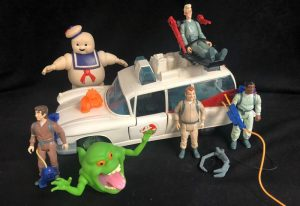 Фигурки Kenner The Real Ghostbusters