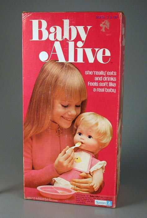 Кукла Kenner Baby Alive