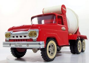 Металлическая машинка Tonka Cement Truck
