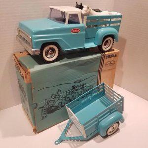 Металлическая машинка Tonka Chevy Truck