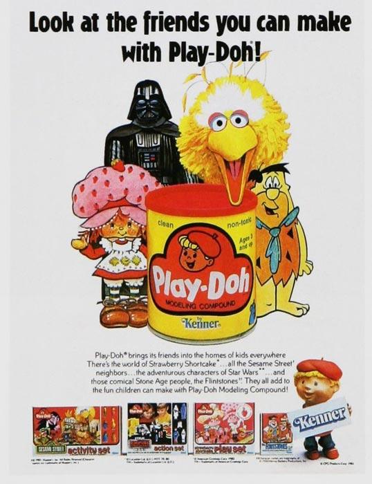 Пластилин Kenner Play-Doh