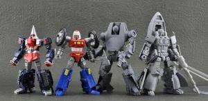 Серия Tonka Gobots
