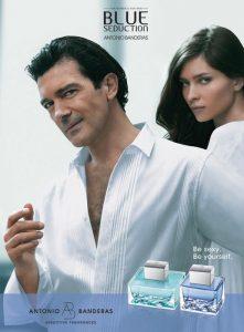 Парфюм Antonio Banderas Blue Seduction