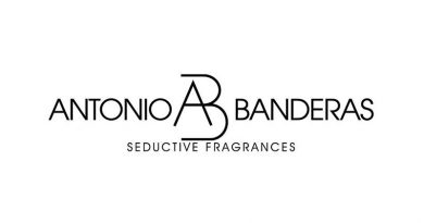 Логотип Antonio Banderas
