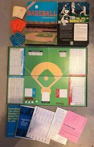 Настольная игра Avalon Hill Baseball Strategy