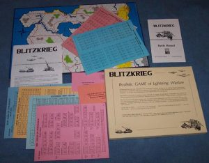 Настольная игра Avalon Hill Blitzkrieg