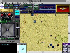 Компьютерный варгейм Flight Commander 2