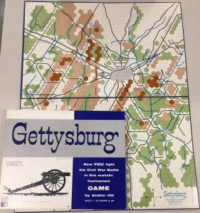 Настольная игра Avalon Hill Gettysburg