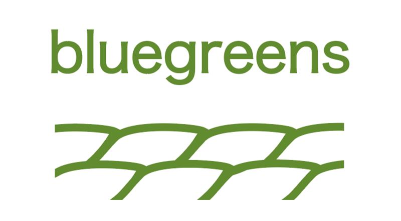 Логотип Bluegreens