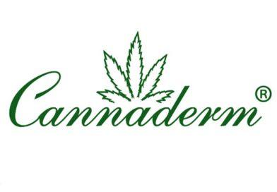 Логотип Cannaderm