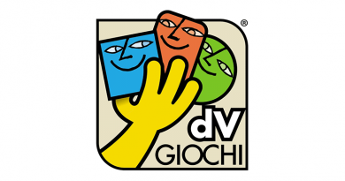 Логотип dV Giochi