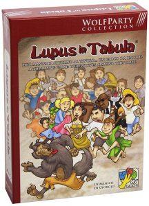 Карточная настольная игра dV Giochi Lupus in Tabula