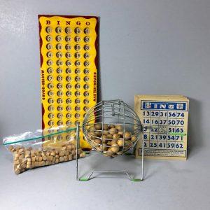 Игра Bingo E. S. Lowe Company
