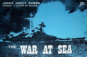 Настольный варгейм Jedko Games The War At Sea
