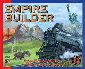 Настольная игра Mayfair Games Empire Builder