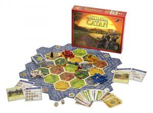 Настольная игра Mayfair Games The Settlers of Catan