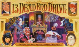 Milton Bradley 1313 Dead End Drive