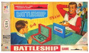 Milton Bradley Battleship