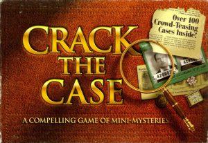 Milton Bradley Crack the Case