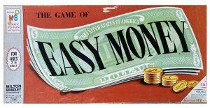 Milton Bradley Easy Money