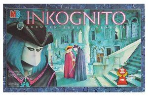 Milton Bradley Inkognito