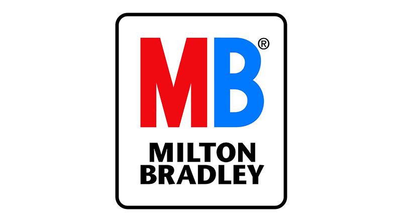 Логотип Milton Bradley Company
