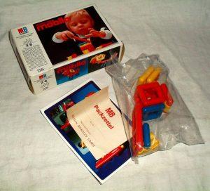 Milton Bradley Plasticant