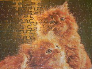 Пазл Milton Bradley