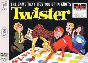 Milton Bradley Twister