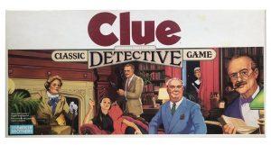 Настольная игра Parker Brothers Cluedo