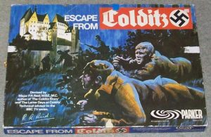 Настольная игра Parker Brothers Escape from Colditz