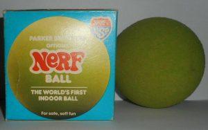 Мяч Nerf Parker Brothers