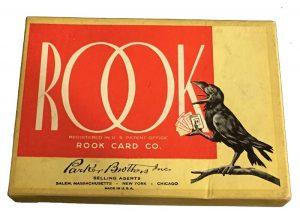 Карточная игра-уловка Parker Brothers Rook